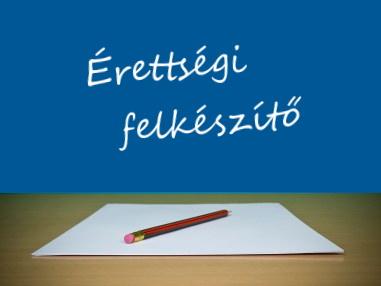 2021/22-es tanév fakultációs (érettségi felkészítő) foglalkozásai